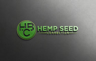Hemp Seed Connection (HSC) Logo - Entry #189