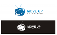 Move Up TV Training  Logo - Entry #46