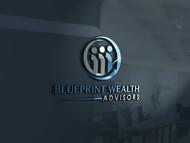 Blueprint Wealth Advisors Logo - Entry #86