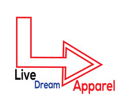 LiveDream Apparel Logo - Entry #345