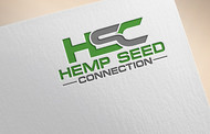 Hemp Seed Connection (HSC) Logo - Entry #204