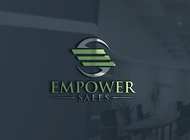 Empower Sales Logo - Entry #268
