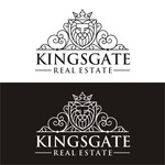 Kingsgate Real Estate Logo - Entry #145