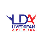 LiveDream Apparel Logo - Entry #318