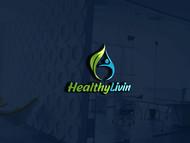 Healthy Livin Logo - Entry #276