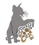 Logo for cat charity - Entry #44