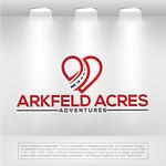 Arkfeld Acres Adventures Logo - Entry #120