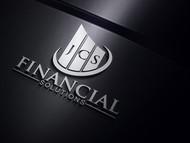 jcs financial solutions Logo - Entry #196