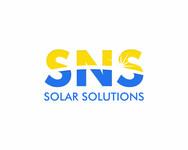 SNS Solar Solutions Logo - Entry #52