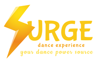 SURGE dance experience Logo - Entry #142