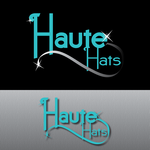 Haute Hats- Brand/Logo - Entry #32