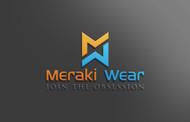 Meraki Wear Logo - Entry #134