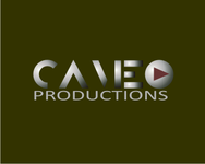 CAMEO PRODUCTIONS Logo - Entry #12