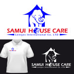Samui House Care Logo - Entry #35
