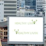Healthy Livin Logo - Entry #637