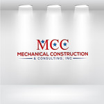 Mechanical Construction & Consulting, Inc. Logo - Entry #181