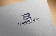 Rubberneck Printing Logo - Entry #16
