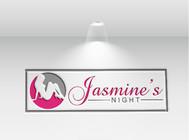 Jasmine's Night Logo - Entry #42