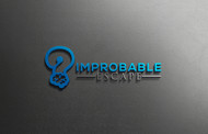 Improbable Escape Logo - Entry #144