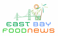 East Bay Foodnews Logo - Entry #63