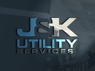 J&K Utility Services Logo - Entry #141