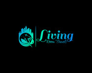Living Room Travels Logo - Entry #35