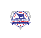 American Diamond Cattle Ranchers Logo - Entry #81