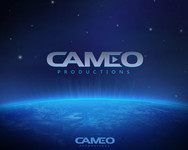 CAMEO PRODUCTIONS Logo - Entry #157