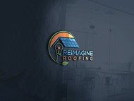 Reimagine Roofing Logo - Entry #271
