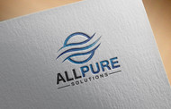 ALL PURE SOLUTIONS Logo - Entry #10
