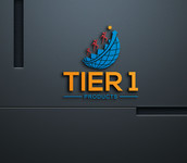 Tier 1 Products Logo - Entry #502