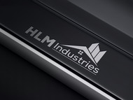 HLM Industries Logo - Entry #140