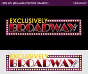 ExclusivelyBroadway.com   Logo - Entry #179