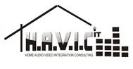H.A.V.I.C.  IT   Logo - Entry #84