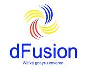 dFusion Logo - Entry #264