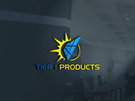 Tier 1 Products Logo - Entry #389