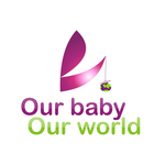 Logo for our Baby product store - Our Baby Our World - Entry #63