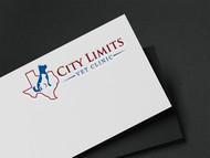 City Limits Vet Clinic Logo - Entry #107