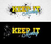 Keep It Movin Logo - Entry #339