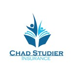 Chad Studier Insurance Logo - Entry #353