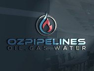 Ozpipelines Logo - Entry #8