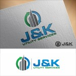 J&K Utility Services Logo - Entry #17