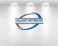 Valiant Retire Inc. Logo - Entry #295