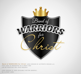 Band of Warriors For Christ Logo - Entry #110