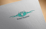 Twisted Turquoise Boutique Logo - Entry #91