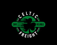 Celtic Freight Logo - Entry #85