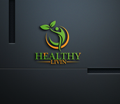 Healthy Livin Logo - Entry #306