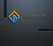 ALLRED WEALTH MANAGEMENT Logo - Entry #316