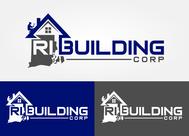 RI Building Corp Logo - Entry #256