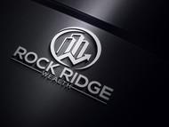 Rock Ridge Wealth Logo - Entry #94